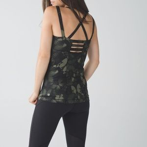 Lululemon happy strapping tank